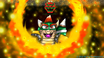 The Koopa King's Inferno
