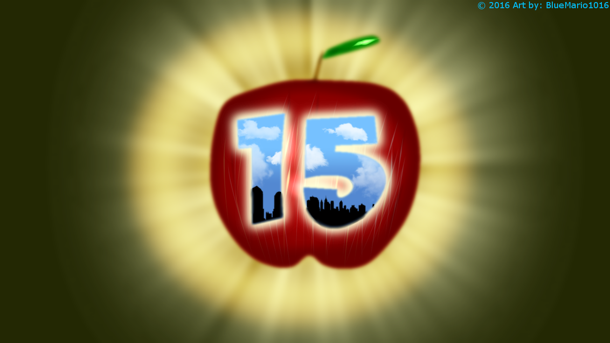 15 years of hope for the Big Apple by BlueMario1016