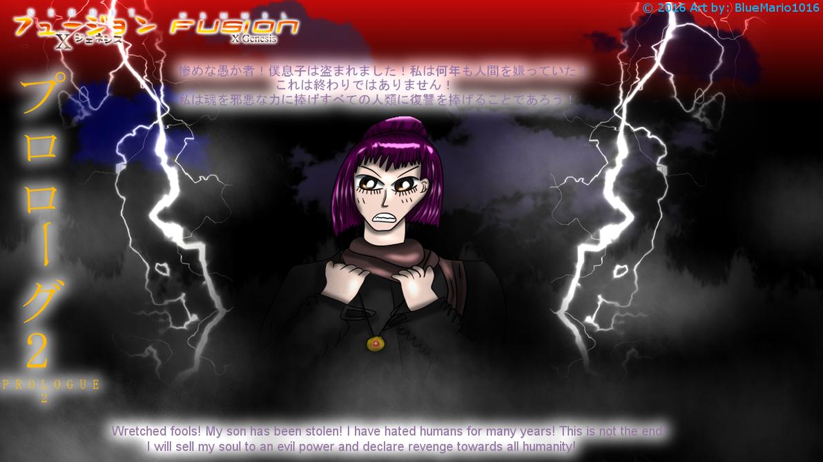 NRMMBL Fusion X Genesis Prologue 2 by BlueMario1016
