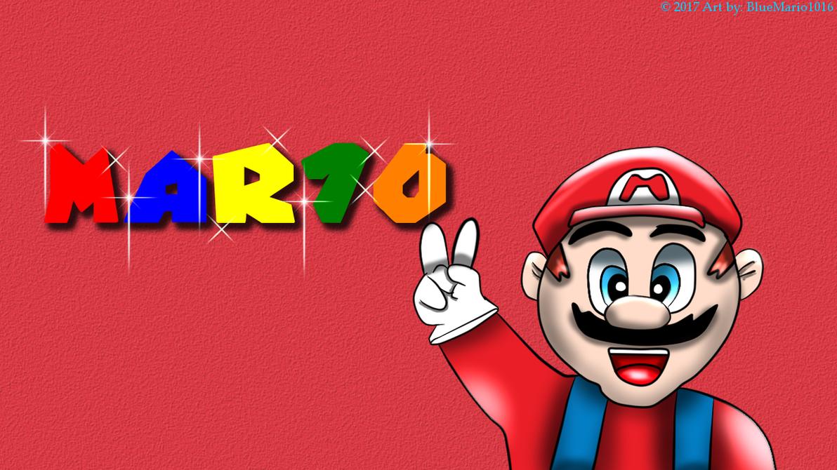 Happy Mario Day, 2017! by BlueMario1016