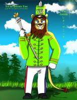 Leo the Patriotic Lion Alt. Look by BlueMario1016