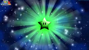 SMG2 - Green Star 4K