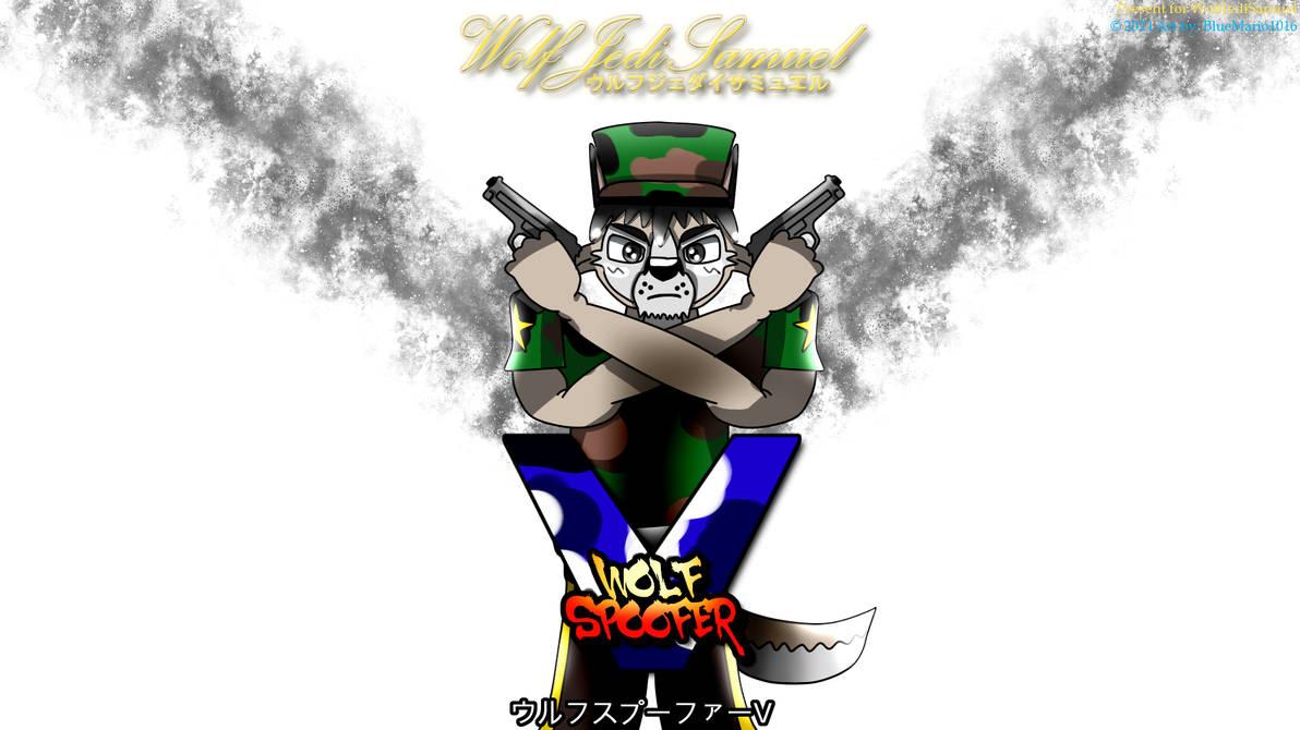 Wolf Spoofer V