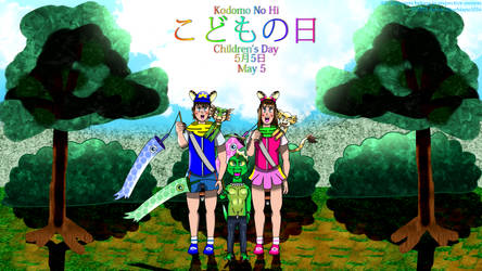 Celebrating Children (Kodomo-tachi o iwau)