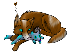 Mystery Wolf Is Healthy!! by angelfeather21