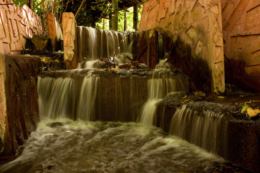 Photo-A-Day Project - Day 4 - Roma Street Parkland by deano-m