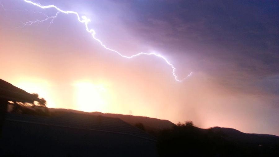 Lightning shots by deano-m