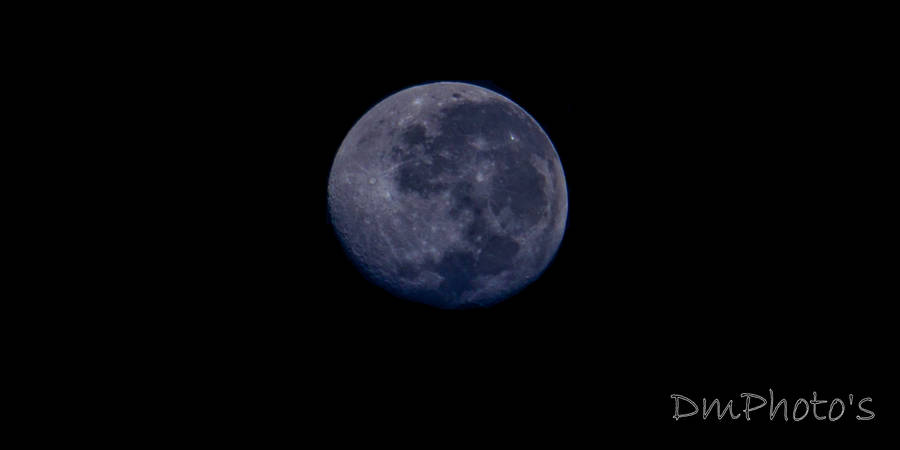 Moon this morning by deano-m