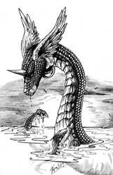 148 Dragonair by xDunkelseelex