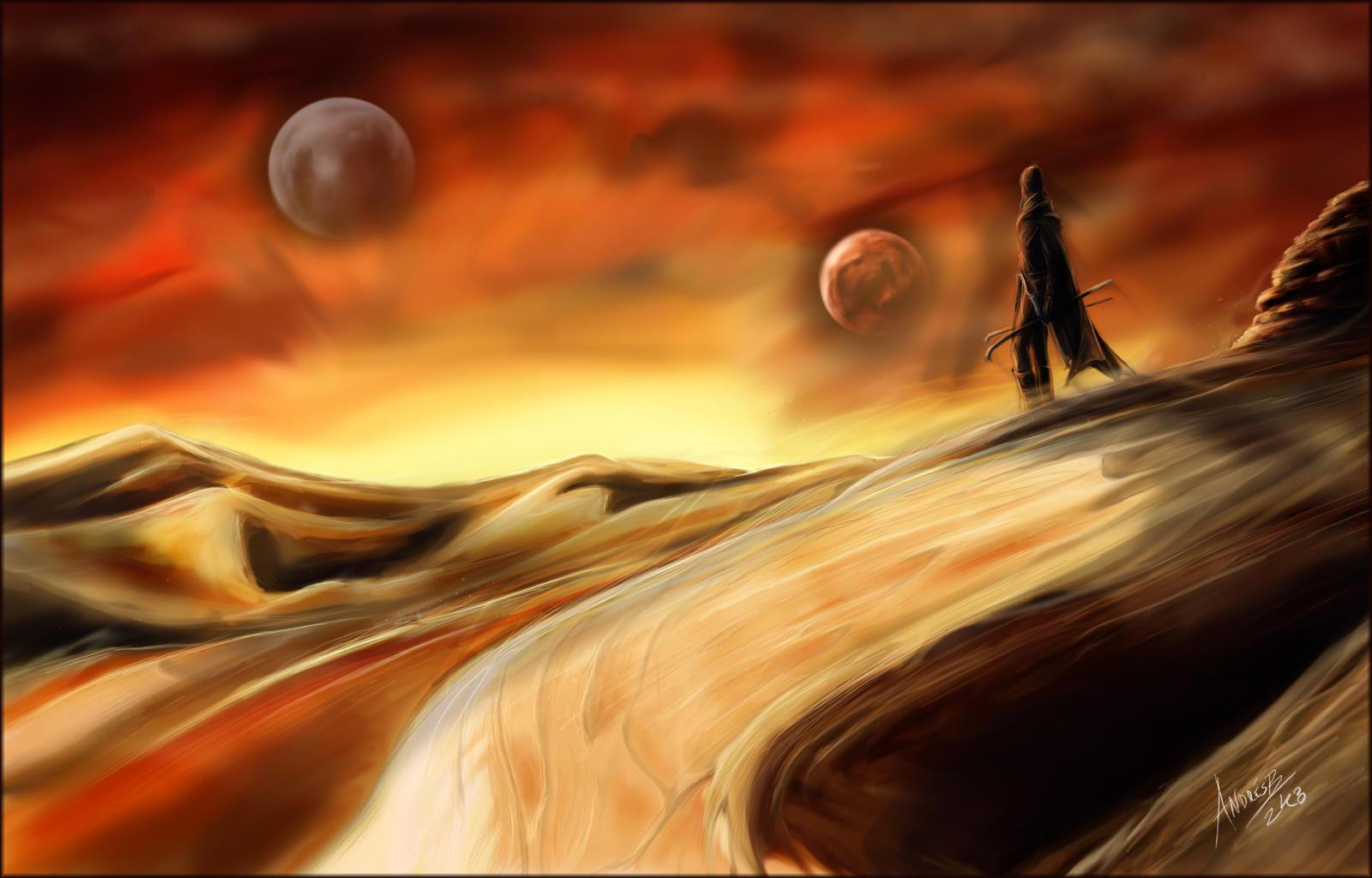 Arrakis by Andalar