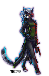 Beta2 Female by Kiaun