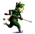 Rodent Soldier