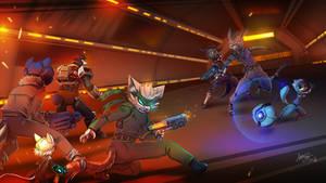 Versus team [commission]