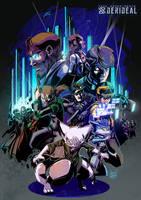 Derideal webcomic remake [concept] by Kiaun