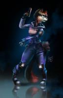 Mix with tactical uniform by Kiaun