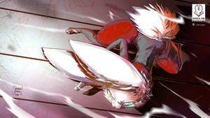 Nova in action by Kiaun