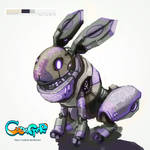 Rabbit Cudacter