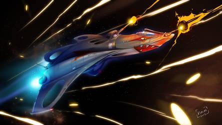 Hero Ship Starhunter