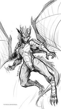 Talen sketch
