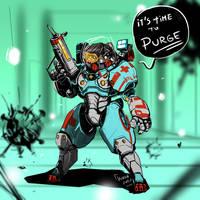 Pandemic combat suit