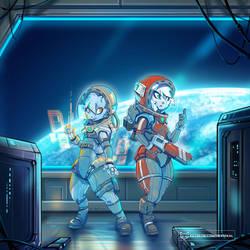 Space Exploration Nova