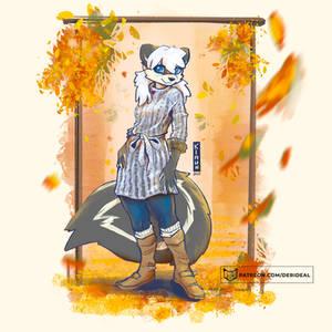 Serenity fall fashion