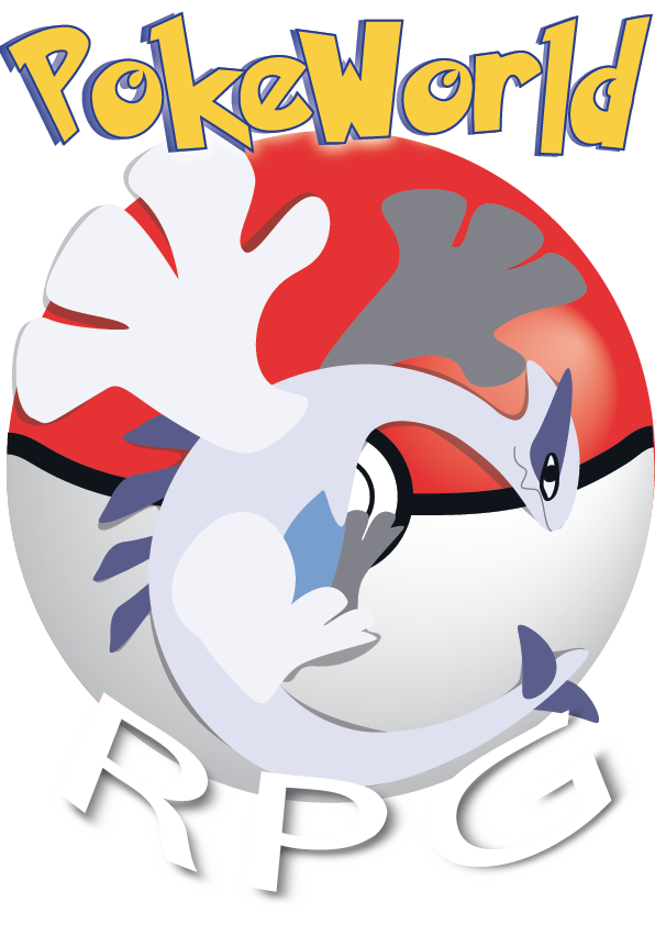 Pokemon-World-RPG Logo