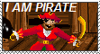 STAMPS - I am Pirate by TeamFaustGames
