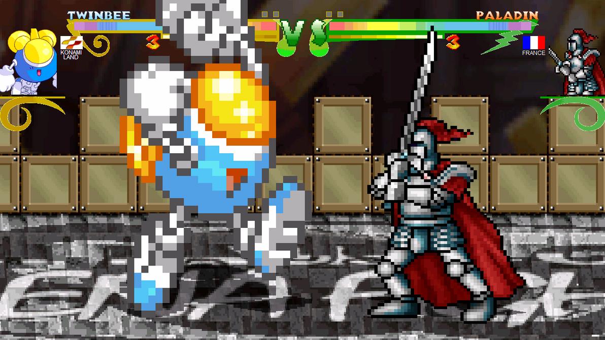 M.U.G.E.N TFGAF Special - Random Screenshot 200 by TeamFaustGames