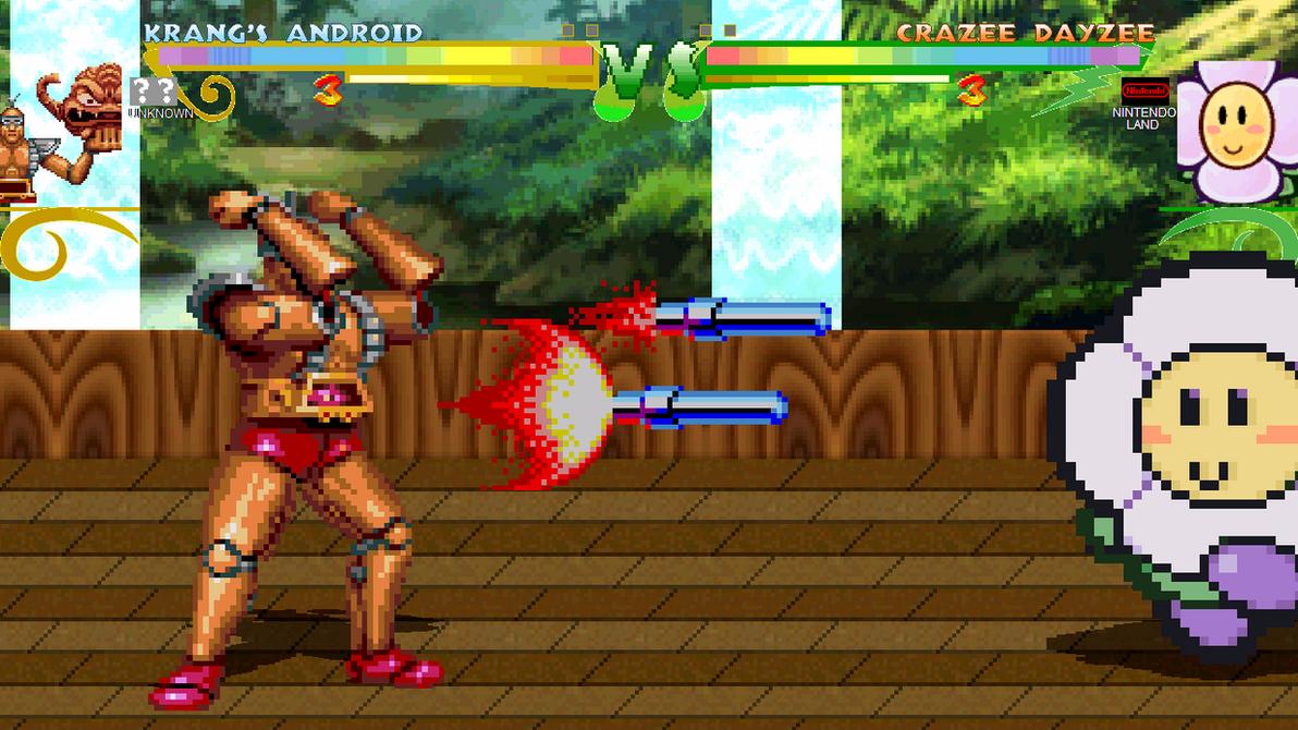 M.U.G.E.N TFGAF Special - Random Screenshot 203 by TeamFaustGames