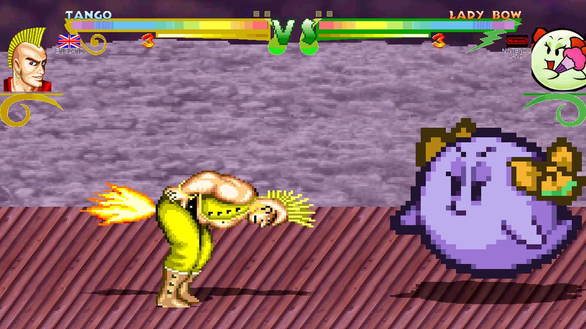 M.U.G.E.N TFGAF Special - Random Screenshot 207 by TeamFaustGames