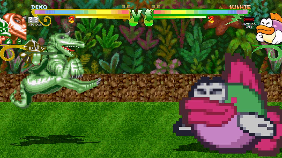 M.U.G.E.N TFGAF Special - Random Screenshot 209 by TeamFaustGames