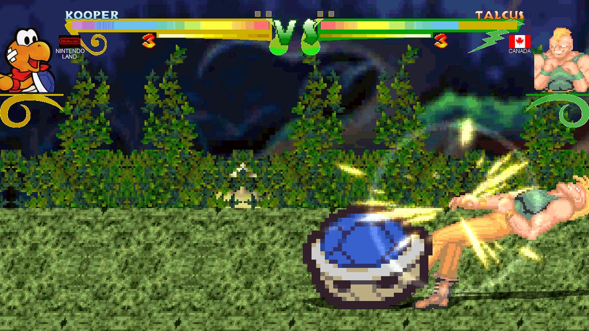 M.U.G.E.N TFGAF Special - Random Screenshot 211 by TeamFaustGames
