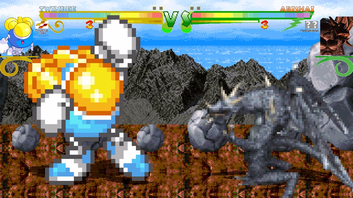 M.U.G.E.N TFGAF Special - Random Screenshot 212 by TeamFaustGames