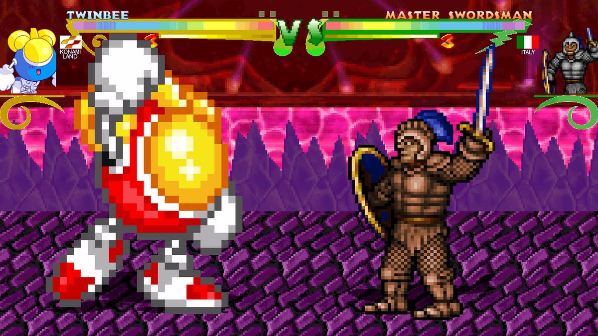 M.U.G.E.N TFGAF Special - Random Screenshot 215 by TeamFaustGames