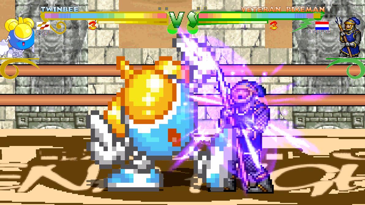 M.U.G.E.N TFGAF Special - Random Screenshot 216 by TeamFaustGames