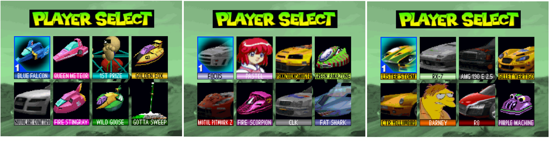 MK64 - TFG's Hack - 3 Roster New Drivers Reveal by TeamFaustGames