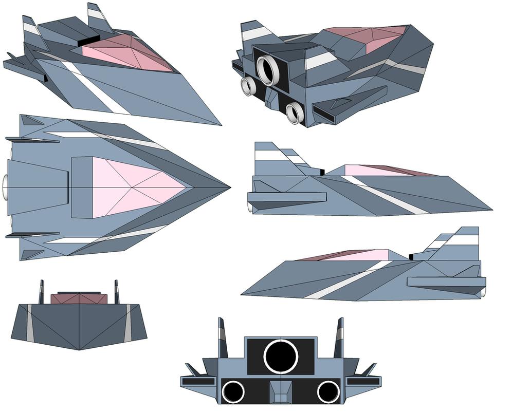 SketchUp Model - Grey Machine by TeamFaustGames