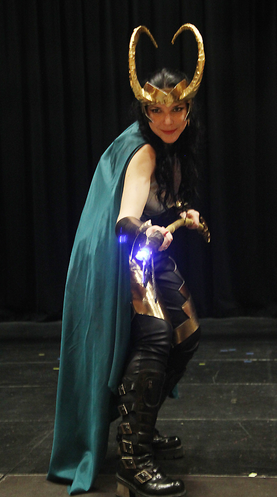 Loki cosplay tutorial