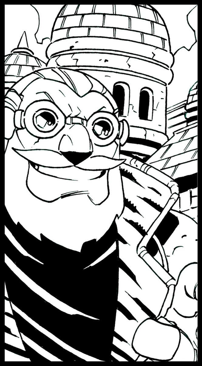 Artemis #3 previews panel by guillo0