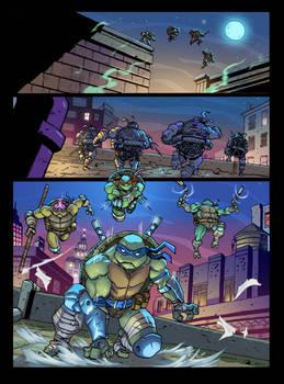 Turtles sample 01