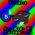 -For Sheori- Skittles by AnimeVSReality