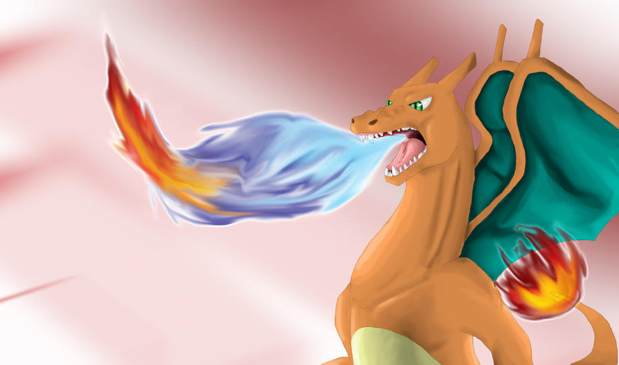 Charizard by AnimeVSReality