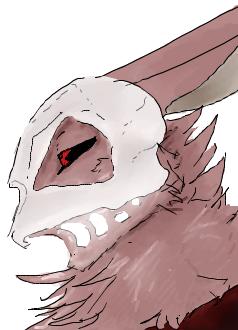 SkullRabimon by AnimeVSReality