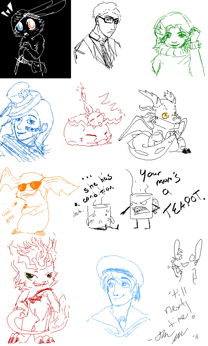 Livestream 3-04-11 by AnimeVSReality