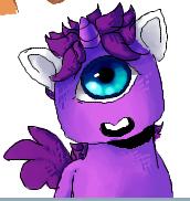 Cyclops Pony by AnimeVSReality