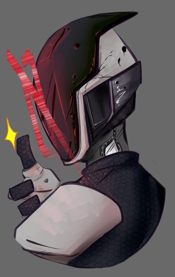 Zer0 the Assassin by AnimeVSReality