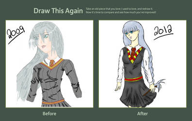 Draw This Again contest by Sorfiwien