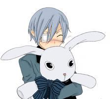 Ciel and Bitter Rabbit