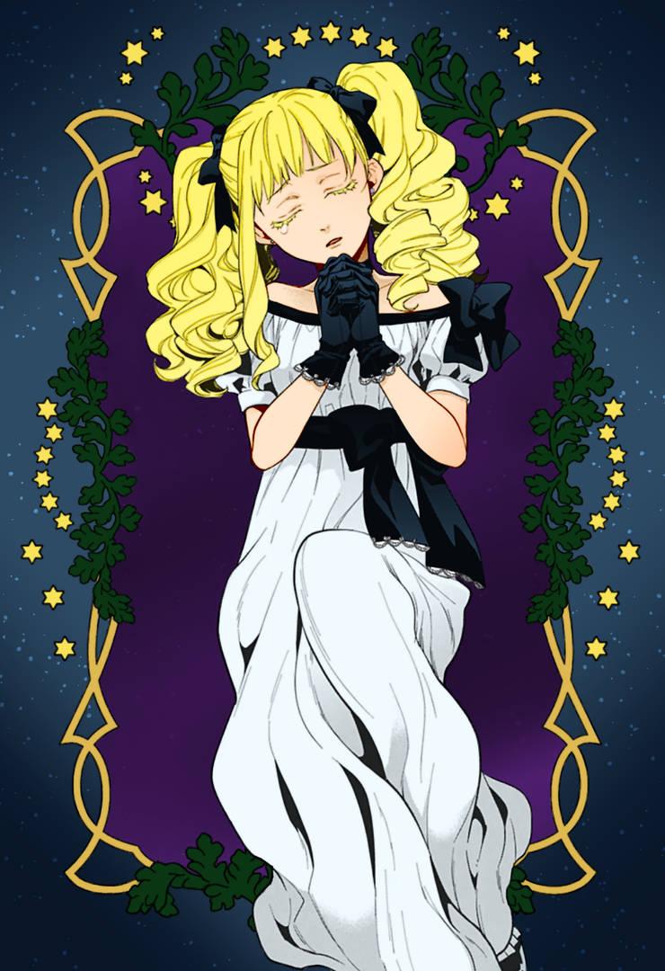 Celestial - Lizzie by Sorfiwien